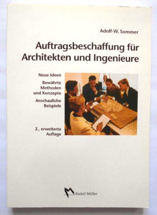 Auftragsbeschaffung für Architekten und Ingenieure.