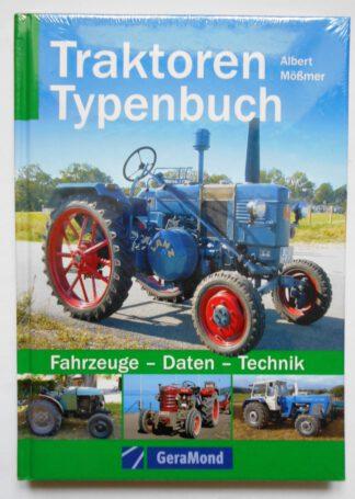 Traktoren Typenbuch.