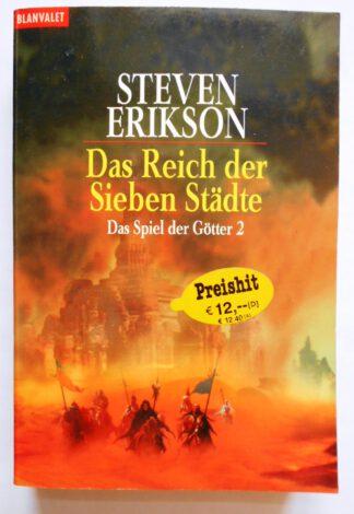 Das Spiel der Götter, Band 2: Das Reich der Sieben Städte.