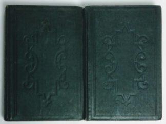 Briefwechsel zwischen Schiller und Goethe – die Jahre 1794-1805. 2 Bände.