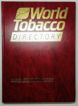 World Tobacco Directory – 39th Edition 1991.