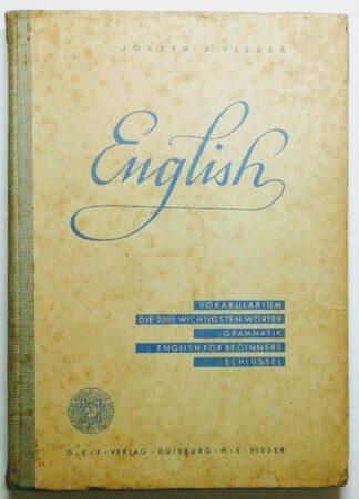 Die 2000 wichtigsten Wörter Deutsch-Englisch für Schulgebrauch und Selbstunterricht.