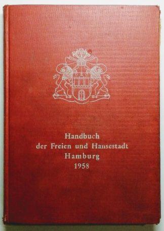 Handbuch der Freien und Hansestadt Hamburg 1958.