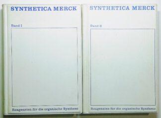 Synthetica Merck – Reagenzien für die organische Synthese. Band 1+2.