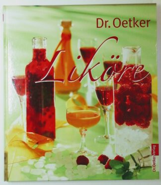 Dr. Oetker – Liköre.