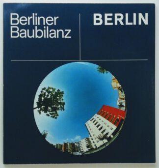 Berliner Baubilanz 1970.