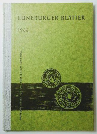 Lüneburger Blätter Heft 17.