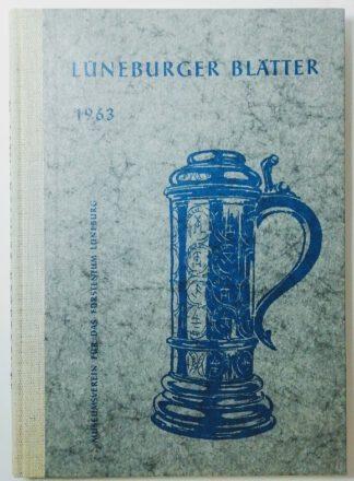Lüneburger Blätter Heft 14.