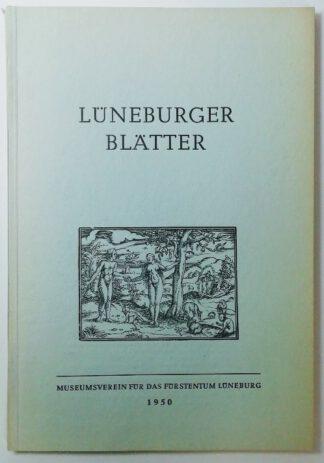 Lüneburger Blätter Heft 1.