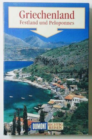 Griechenland – Festland und Peloponnes.