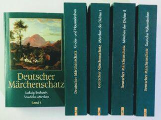 Deutscher Märchenschatz [5 Bände].