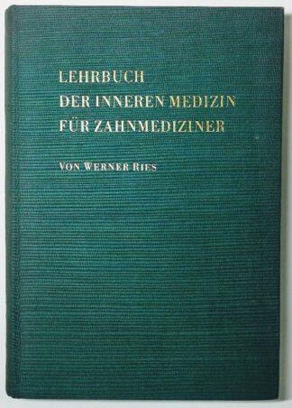 Lehrbuch der inneren Medizin für Zahnmediziner.