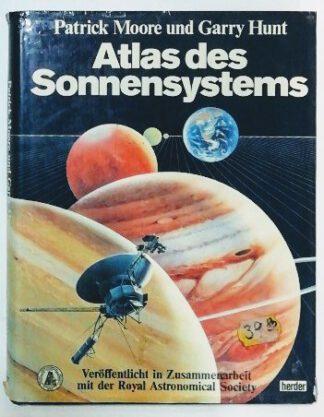 Atlas des Sonnensystems.
