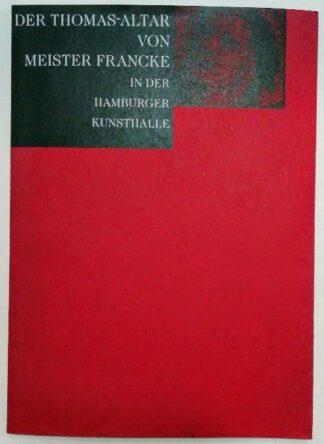 Der Thomas-Altar von Meister Francke in der Hamburger Kunsthalle.