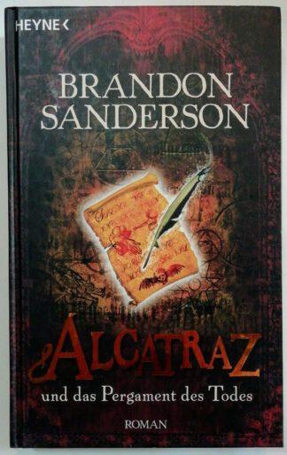 Alcatraz und das Pergament des Todes.