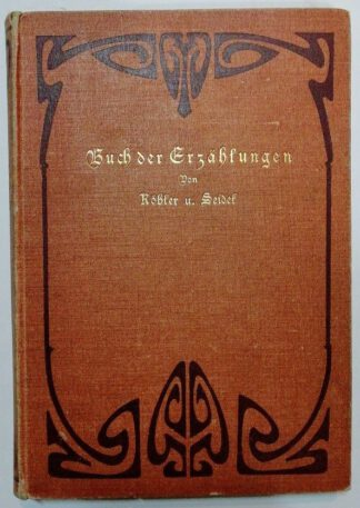 Buch der Erzählungen für Mütter, Kindergärtnerinnen und Lehrer.
