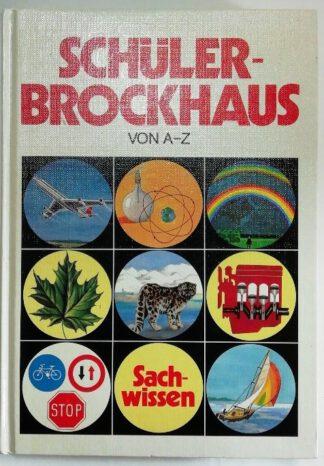 Schüler-Brockhaus von A-Z.
