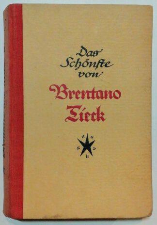 Das Schönste von Brentano – Tieck [Das Schönste aus deutschen Dichtern].