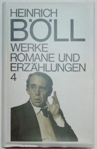 Böll – Werke – Romane und Erzählungen 4.