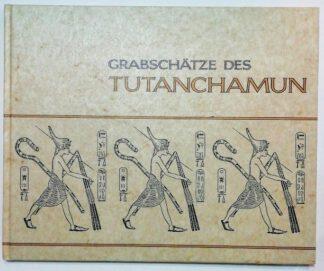 Die Grabschätze des Tutanchamun – 50 Repliken.