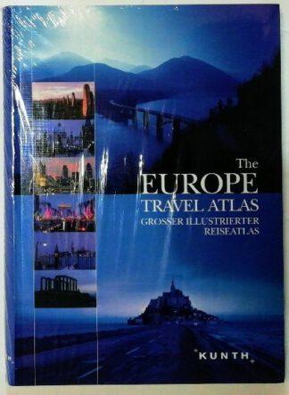 The Europe Travel Atlas.