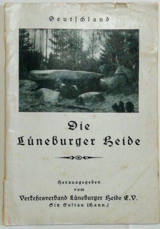 Die Lüneburger Heide.
