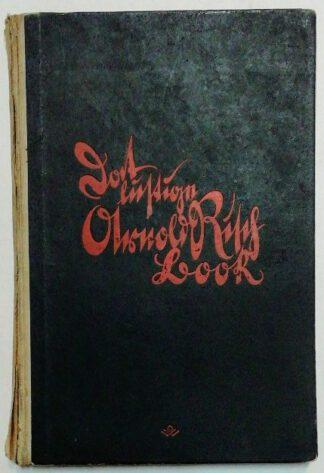 Dat lustige Arnold Risch-Book.