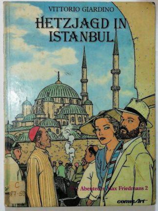 Die Abenteuer Max Friedmans Band 2: Hetzjagd in Istanbul.