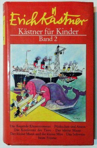 Kästner für Kinder Band 2.