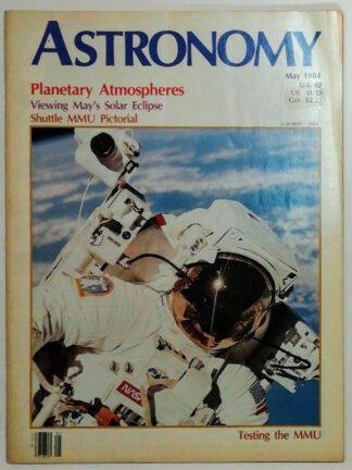 Astronomy – The World´s Most Beautiful Astronomy Magazine Vol. 12, No. 5.