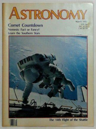 Astronomy – The World´s Most Beautiful Astronomy Magazine Vol. 13, No. 3.