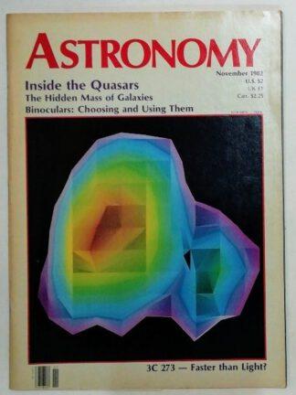 Astronomy – The World´s Most Beautiful Astronomy Magazine Vol. 10, No. 11.