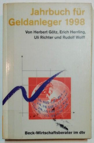 Jahrbuch für Geldanleger 1998.