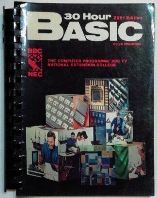 30 Hour BASIC – ZX81 Edition.