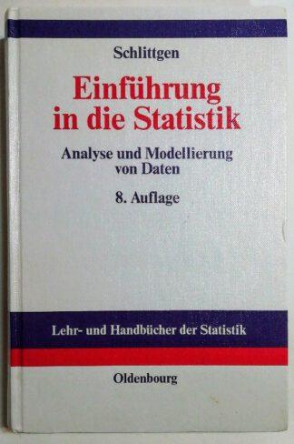 Einführung in die Statistik – Analyse und Modellierung von Daten.