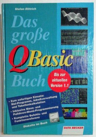 Das große QBasic Buch.