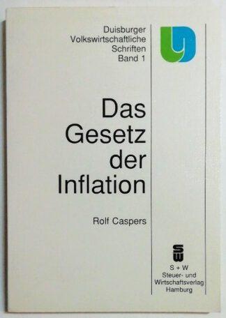 Das Gesetz der Inflation – Eine Studie zur Inflations- und Wachstumsdynamik.