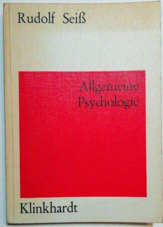 Allgemeine Psychologie – Exemplarische Einführung für Pädagogen.