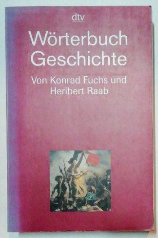 Wörterbuch zur Geschichte.