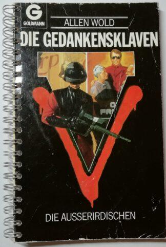 Notizbuch – Die Gedankensklaven – 166 Seiten, blanko
