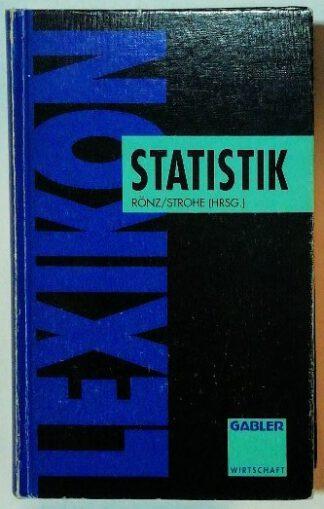 Lexikon Statistik.
