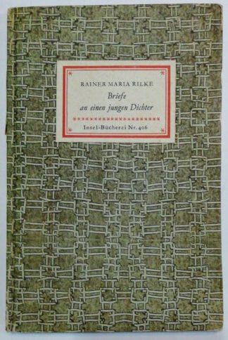 Briefe an einen jungen Dichter [Insel-Bücherei Nr. 406].