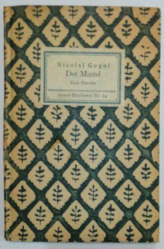 Der Mantel – Eine Novelle [Insel-Bücherei Nr. 24].
