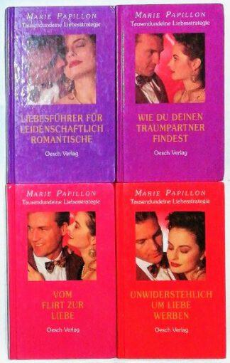 Tausendundeine Liebesstrategie [4 Bände].