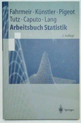 Arbeitsbuch Statistik.