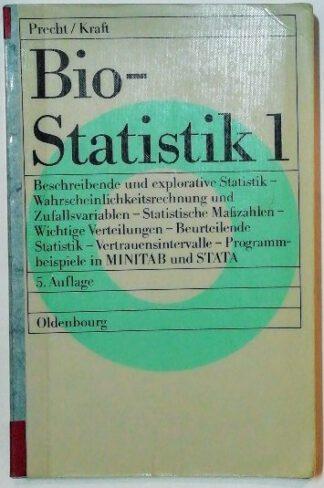 Bio-Statistik 1: Beschreibende und explorative Statistik – Wahrscheinlichkeitsrechnung und Zufallsvariablen – Statistische Masszahlen – Wichtige … – Programmbeispiele in MINITAB und STATA