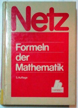 Formeln der Mathematik.
