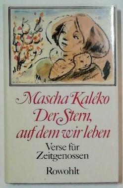 Der Stern auf dem wir leben – Verse für Zeitgenossen – Mit Zeichnungen von Werner Klemke.