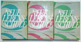 Neue Lebensschule – Ein Jahresplan der Lebens- und Erfolgsbemeisterung [3 Bände].