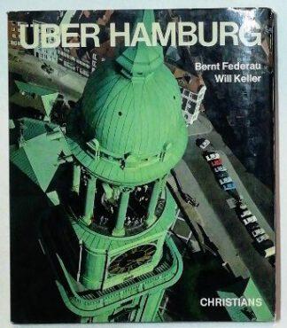 Über Hamburg.